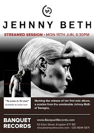 Jehnny Beth - Monday 15th June at Streamed Session, 6:30pm ...