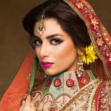bridal package by senior artist rs50 000