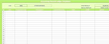 Free Accounting Templates In Excel Cash Flow Forecast