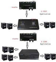 4 way speaker switch wiring diagram schematics baudetails info 4 way speaker switch