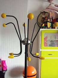 Atomic Coat Rack VINTAGE RETRO 100S ATOMIC COAT HAT STAND bloom where you are 52