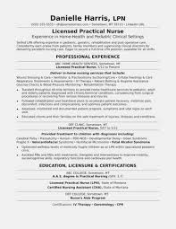 99 Resume For Nursing Student With No Experience Resume Examples