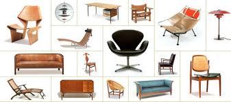 vintage Danish Modern furniture and accessories Vintage Furniture Los Angeles Home Decor Inspiration 2016
