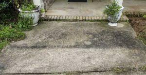 how to easily remove outdoor mildew