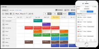 Shift Planning App Employee Scheduling Software Online Workforce Scheduler