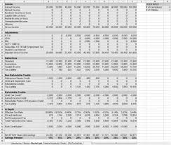 Example Of Retirement Budget Spreadsheet Tax Planning Worksheet Selo