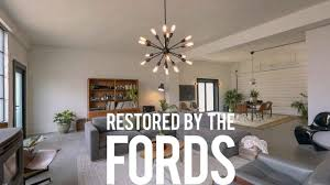 Designed By The Fords Restored By The Fords Steves First Place