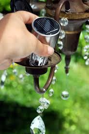outdoor chandelier the garden of leah leahglass blo