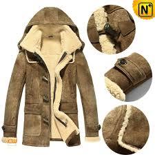 hooded sheepskin jacket uk cw877093 cwmalls com