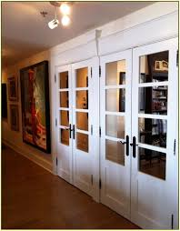 modern french closet doors. Special Closet French Door Mirrored Modern Tv Cabinets With Doors