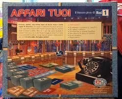 Affari tuoi gioco da tavola in 00143 Roma for €20.00 for sale