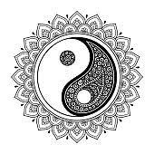 Ying Yang Tetování Obrázek Stáhnout 422 Clip Arts Stránka 1