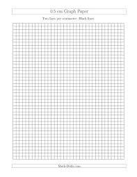 Free Grid Paper Math Printable Graph Template Rectangular
