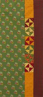 26 best BROKEN DISHES QUILT images on Pinterest   Projects ... & Free Fat Eighth-Friendly Quilt Patterns: Broken Dishes Table Runner Adamdwight.com