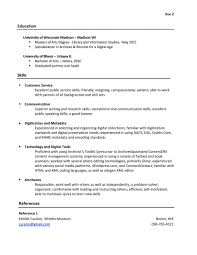 Resume Skills Section Resumes Project Management For Sales Manager
