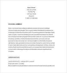 Retail Resume Template Magnificent 48 Retail Resume Templates DOC PDF Free Premium Templates