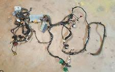 jeep cherokee wiring harness ebay Xj Fuse Box Connection Interchangeable 1999 jeep cherokee xj instrument panel dash wiring harness 97 01 Breaker Box