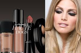 m a c haute dogs collection is the ultimate 60 s makeup palette