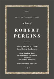Online Invite Templates Classy Elegant Gold Invitation Template Customize Add Text And Photos