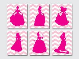 wall art decor ideas choice color disney princess wall art chevron pink wonderful girls nursery awesome ideas 6 wonderful amazing bedroom