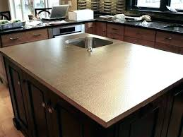 elegant cost of stainless steel countertops countertop stainless steel countertops cost ikea