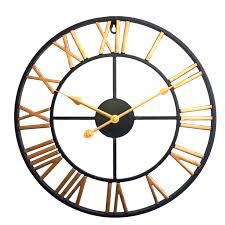giant wall clock homingdeco acrylic creative 3d clock wall sticker wall clock