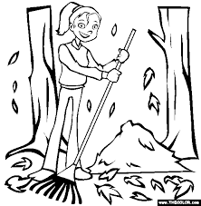 Fall2 fall online coloring pages page 1 on fall coloring pictures