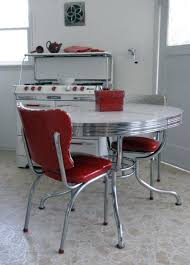 vintage kitchen furniture. the tables had that metal strip around edge and who could forget vinyl vintage kitchen furniture e