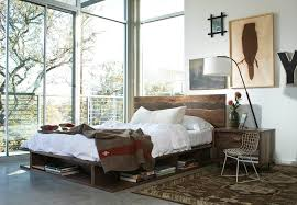image cassic industrial bedroom furniture. 1940s bed frame for industrial bedroom and platform image cassic furniture