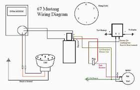 mustang engine wiring diagram image classic inlines duraspark ii swap on 1967 mustang engine wiring diagram