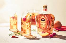 Low calorie whiskey drink : Crown Royal S New Peach Whisky Has Us Dreaming Of Summer Myrecipes