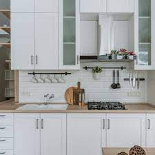 If there's no space on the wall to incorporate the grey kitchen wall decor. 75 Beautiful Single Wall Kitchen Pictures Ideas May 2021 Houzz