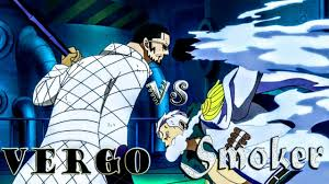 Law and Smoker vs Vergo - YouTube