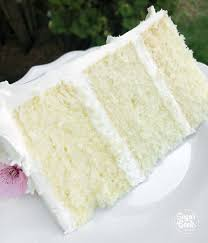 The Best Vanilla Cake Recipe Updated 2019 Sugar Geek Show