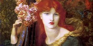 dante gabriel rossetti art meets poetry