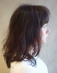 根元縮毛矯正 毛先ワンカールデジタルパーマhsー01 ヘアカタログ