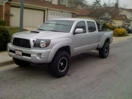 Post your Lifted Double Cab Long Bed Tacoma's - Tacoma World ...