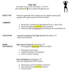 How To Write A Good Resume Stunning Write A Great Resume Llun