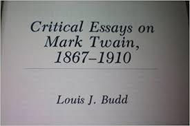 critical essays on mark twain critical essays on critical essays on mark twain 1867 1910 critical essays on american literature 9780816186198 com books
