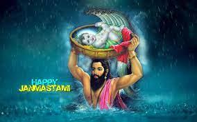 Happy Krishna Janmashtami HD Image ...