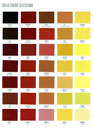23 Comprehensive Hexicode Color Chart