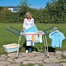 Outdoor Drying Rack For Clothes