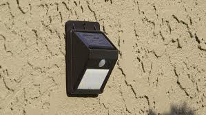 Everbright Solar Light Amazon Everbrite Outdoor Solar Light With Motion Sensor As Seen