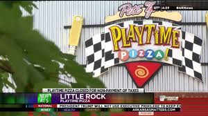 Playtime Pizza Shut Down For Failure To Pay Taxes