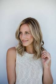 Long Bob With Natural Cool Dirty Blonde Hair Color Style Hair