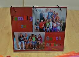 diy acrylic frame family al craft tutorial back cover