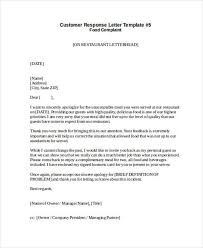 customer complaint response letter samples cover letter sample 30 complaint letter examples samples response letter about author of the website