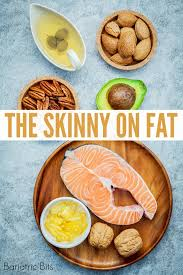 eating fat after weight loss surgery