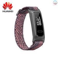 Vòng Đeo Tay Thông Minh Huawei Band 4e Chống Nước 5atm Hỗ Trợ Android 4.4  Và Phụ Kiện - Vòng đeo thông minh - Vòng theo dõi vận động