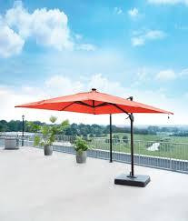 cantilever patio umbrella reviews best of milo italia od of cantilever patio umbrella reviews best of